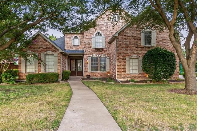 808 White Buffalo Lane, Heath, TX 75032 (MLS #14647548) :: Real Estate By Design