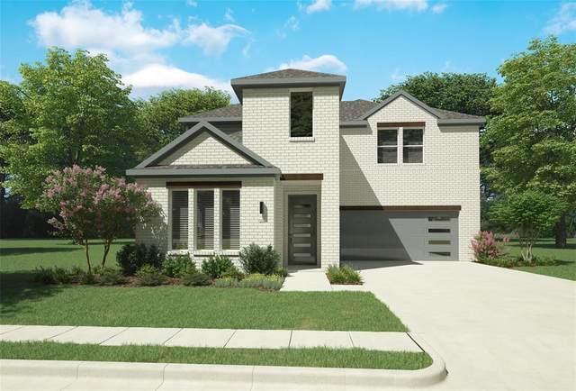 3700 Spruce Hills Street, Frisco, TX 75033 (MLS #14647596) :: Real Estate By Design