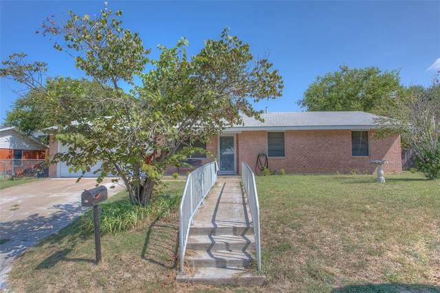 603 E 5th Street, Weatherford, TX 76086 (MLS #14647619) :: Craig Properties Group