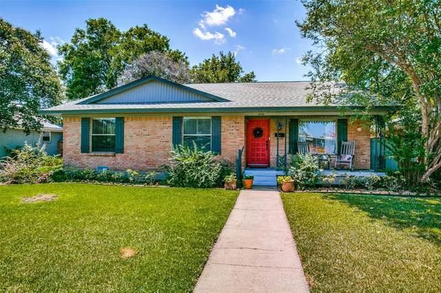 10230 Estate Lane, Dallas, TX 75238 (MLS #14647730) :: Frankie Arthur Real Estate