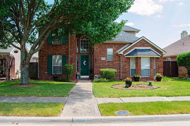 2309 Vail Drive, Mckinney, TX 75070 (MLS #14647795) :: Real Estate By Design