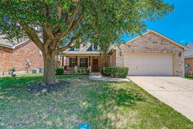 3609 Maddock Drive, Mckinney, TX 75070 (MLS #14647809) :: Craig Properties Group