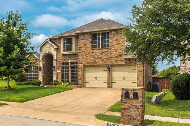 7105 Brekenridge Drive, Fort Worth, TX 76179 (MLS #14647831) :: The Mitchell Group