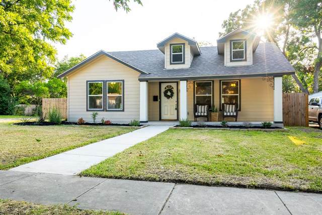 2748 Ryan Avenue, Fort Worth, TX 76110 (MLS #14647937) :: The Star Team | Rogers Healy and Associates