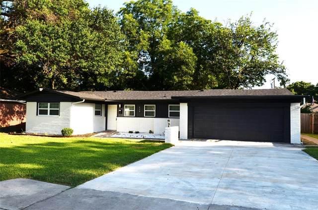 416 Highland Boulevard, Richardson, TX 75081 (MLS #14647974) :: Real Estate By Design