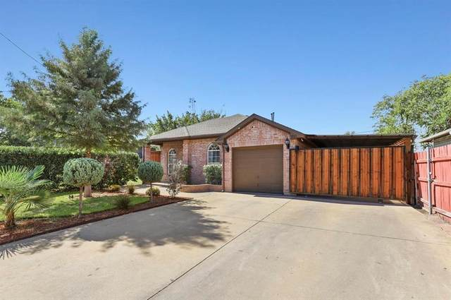 1511 Holly Street, Dallas, TX 75204 (#14648078) :: Homes By Lainie Real Estate Group