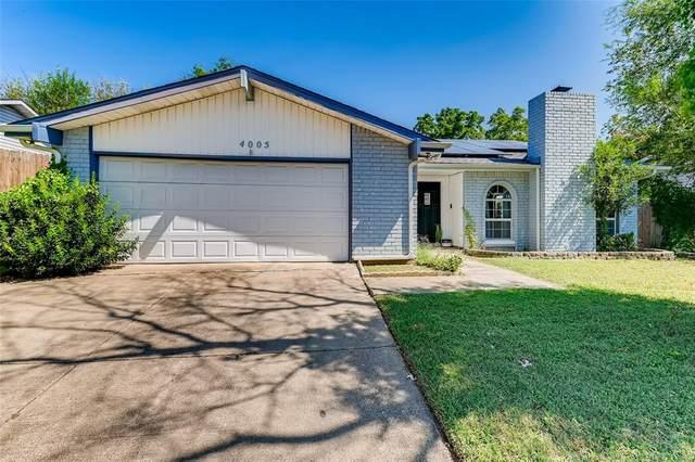 4005 Rushmoor Drive, Arlington, TX 76016 (MLS #14648083) :: Real Estate By Design