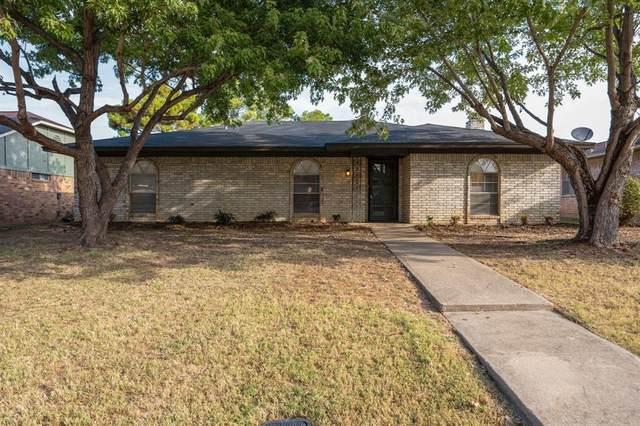 1853 El Paso Street, Lewisville, TX 75077 (MLS #14648143) :: Lisa Birdsong Group | Compass