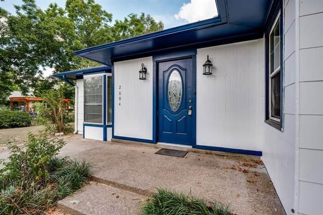 2004 Franklin Avenue, Bonham, TX 75418 (MLS #14648160) :: Real Estate By Design
