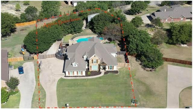 3409 Foot Hills Drive, Weatherford, TX 76087 (MLS #14648178) :: The Juli Black Team