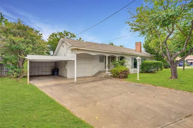 4019 Medford Road, Fort Worth, TX 76103 (MLS #14648244) :: Craig Properties Group