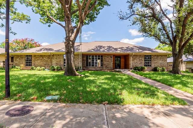 7207 Hunters Ridge Drive, Dallas, TX 75248 (MLS #14648288) :: Real Estate By Design