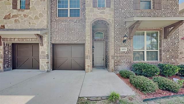 1573 Sonnet Drive, Heath, TX 75126 (MLS #14648322) :: Real Estate By Design