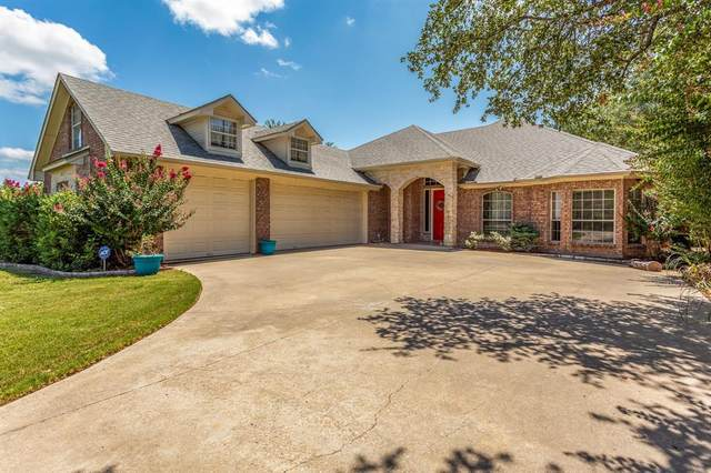 43192 Fringewood Drive, Whitney, TX 76692 (MLS #14648375) :: Real Estate By Design