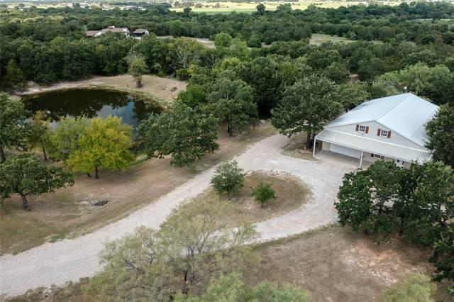 755 Young Bend Road, Brock, TX 76087 (MLS #14648406) :: The Mauelshagen Group