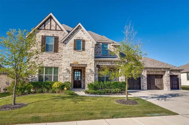 2709 Twin Eagles Drive, Celina, TX 75009 (MLS #14648407) :: Craig Properties Group