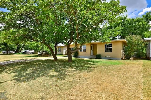 625 Shelton Street, Abilene, TX 79603 (MLS #14648415) :: Real Estate By Design