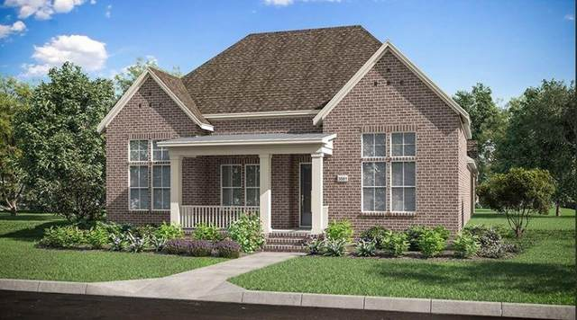 833 Marie Drive, Allen, TX 75013 (MLS #14648536) :: Real Estate By Design
