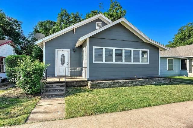 826 W Crawford Street, Denison, TX 75020 (MLS #14648593) :: Real Estate By Design