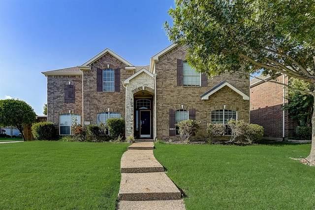 2091 Timber Ridge Drive, Frisco, TX 75036 (MLS #14648616) :: Trinity Premier Properties