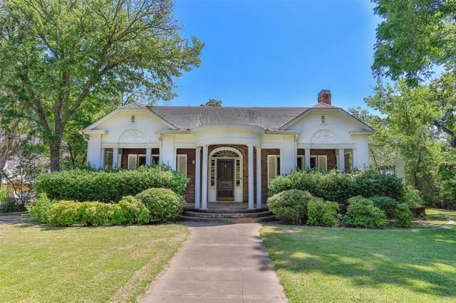 508 S Denton Street, Gainesville, TX 76240 (MLS #14648673) :: Robbins Real Estate Group
