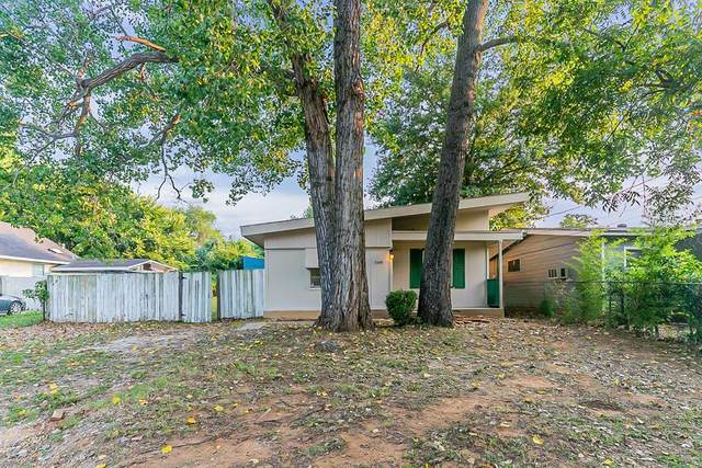 7309 Beaty Street, Fort Worth, TX 76112 (MLS #14648682) :: Real Estate By Design