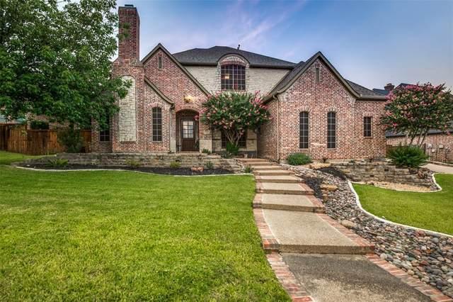 3111 Kimberlee Lane, Highland Village, TX 75077 (MLS #14648702) :: The Rhodes Team