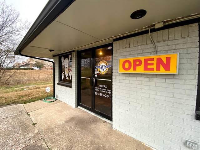 7818 Wesley Street, Greenville, TX 75402 (MLS #14648714) :: Real Estate By Design