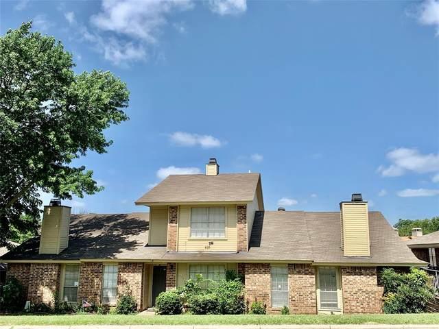 610 Lillard Road, Arlington, TX 76012 (MLS #14648745) :: Real Estate By Design