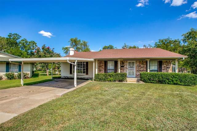 3 Sesame Place, Mesquite, TX 75149 (MLS #14648784) :: Russell Realty Group