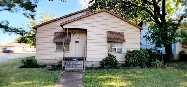 1201 W Beddell Street, Fort Worth, TX 76115 (MLS #14648863) :: All Cities USA Realty