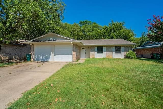 2315 Westwood Drive, Denton, TX 76205 (MLS #14648895) :: Real Estate By Design