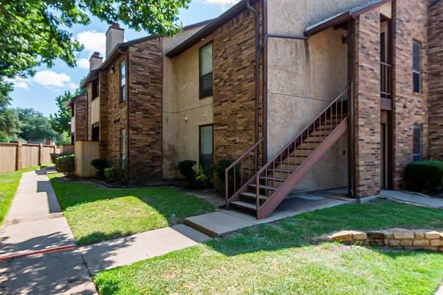 2109 Horizon Trail #4014, Arlington, TX 76011 (MLS #14648915) :: Real Estate By Design