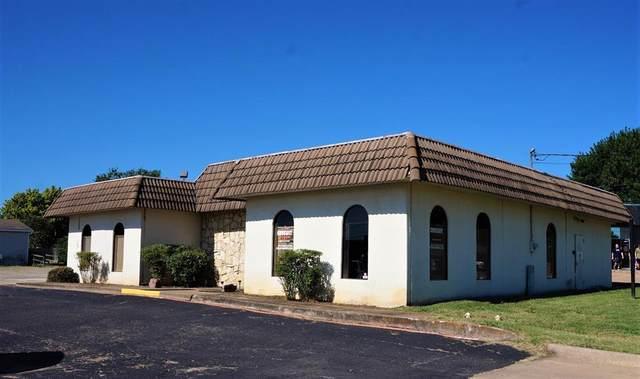 105 W Dallas Street, Mansfield, TX 76063 (MLS #14648926) :: Real Estate By Design