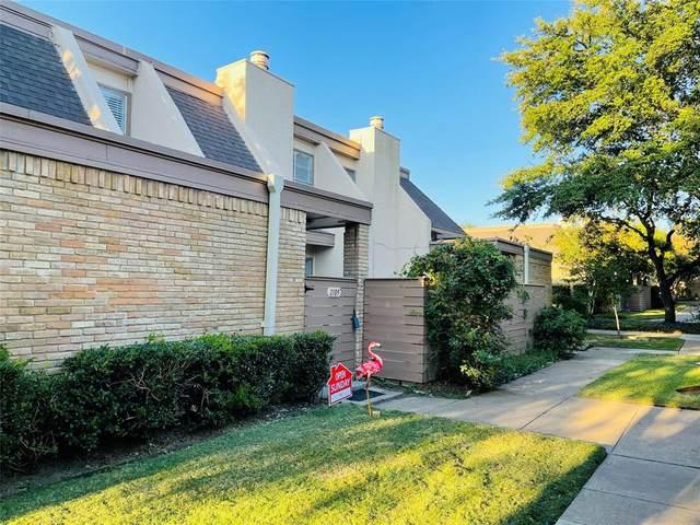 3121 Park Lane #1105, Dallas, TX 75220 (MLS #14648943) :: Real Estate By Design