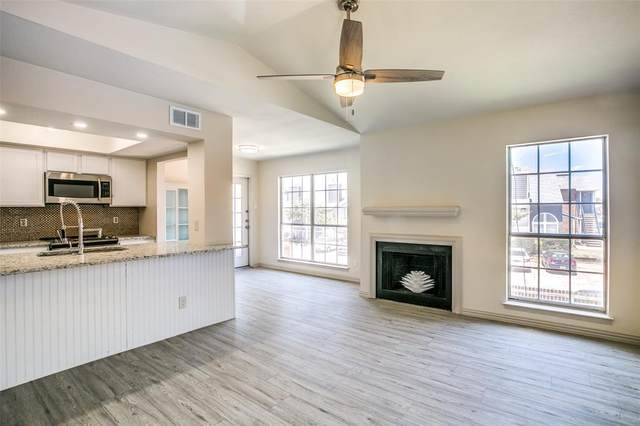 3617 W Northgate Drive #225, Irving, TX 75062 (MLS #14648973) :: Robbins Real Estate Group