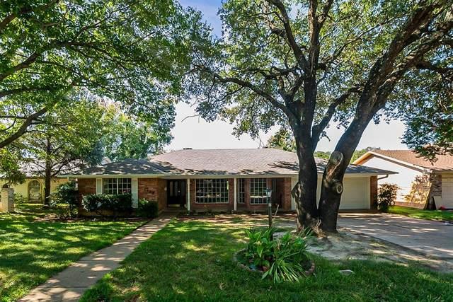 7308 Martha Lane, Fort Worth, TX 76112 (MLS #14648988) :: Real Estate By Design