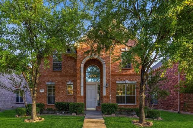 3623 Washington Drive, Frisco, TX 75034 (MLS #14649001) :: Jones-Papadopoulos & Co