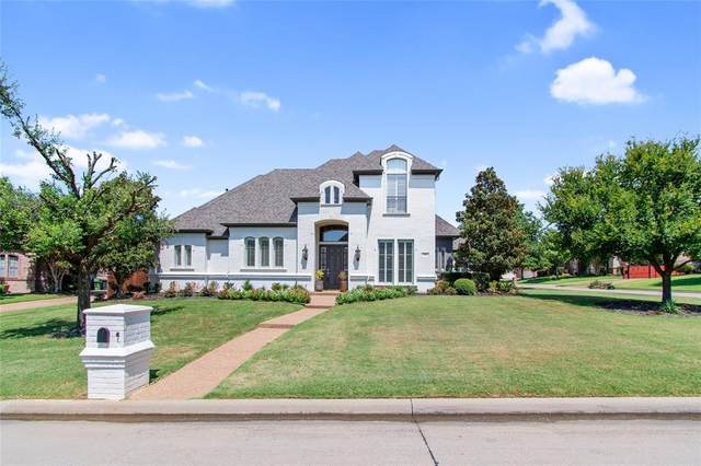 1102 Fontaine Drive, Southlake, TX 76092 (MLS #14649004) :: The Star Team | Rogers Healy and Associates