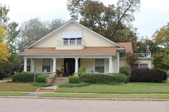 211 Church Street, Winnsboro, TX 75494 (MLS #14649034) :: Real Estate By Design