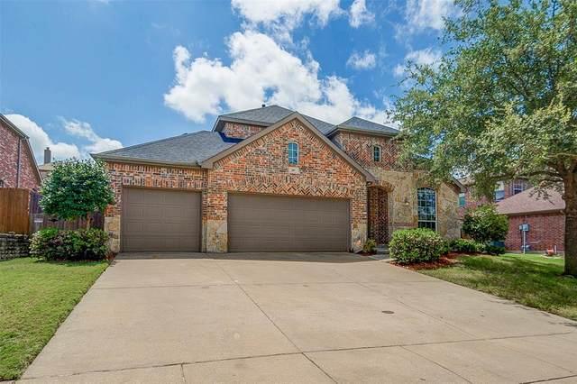107 Stone Street, Forney, TX 75126 (MLS #14649050) :: Maegan Brest | Keller Williams Realty