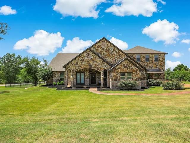 3018 Crossing Drive, Anna, TX 75409 (MLS #14649074) :: Robbins Real Estate Group