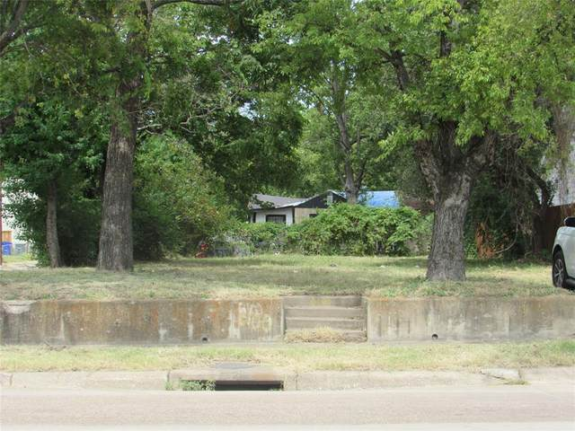 6100 Carlton Garret Street, Dallas, TX 75215 (MLS #14649092) :: Real Estate By Design