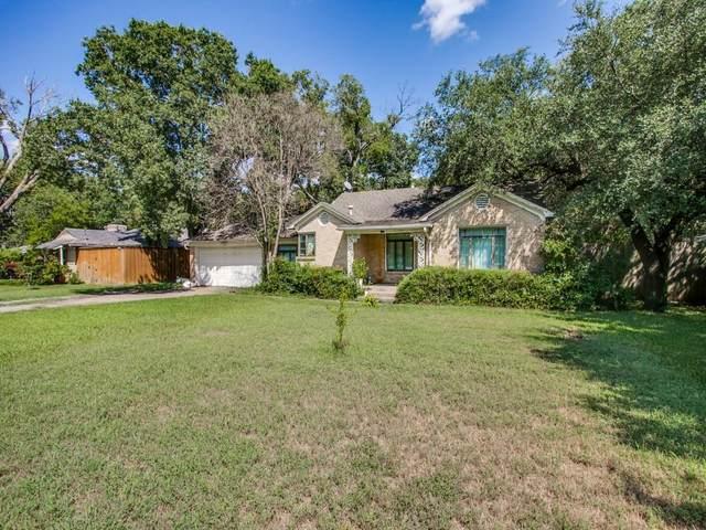 9402 Alta Mira Drive, Dallas, TX 75218 (MLS #14649103) :: Maegan Brest | Keller Williams Realty
