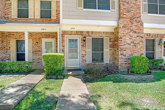 3801 14th Street #2303, Plano, TX 75074 (MLS #14649119) :: The Good Home Team