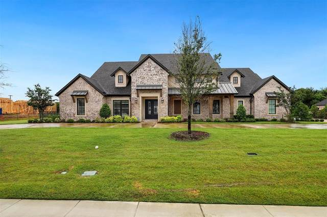 890 Ethel Marie Drive, Fairview, TX 75069 (MLS #14649180) :: Russell Realty Group