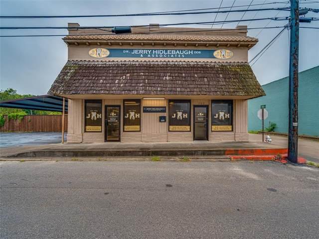 202 E Weaver Avenue, Alvarado, TX 76009 (#14649194) :: Homes By Lainie Real Estate Group