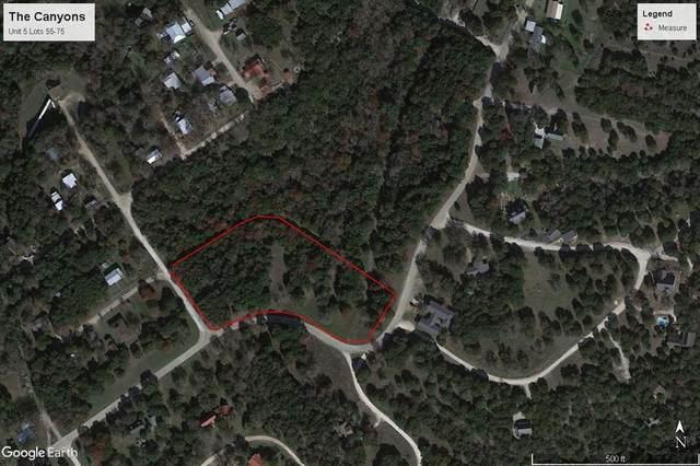 TBD County Rd 1500, Morgan, TX 76671 (MLS #14649199) :: Lisa Birdsong Group | Compass