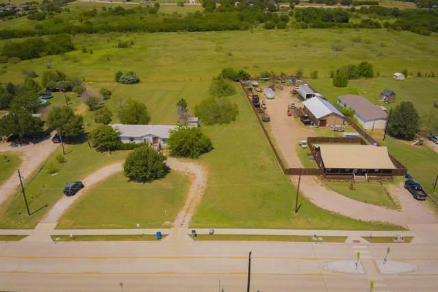 15533 French Settlement Road, Little Elm, TX 75068 (MLS #14649207) :: The Good Home Team