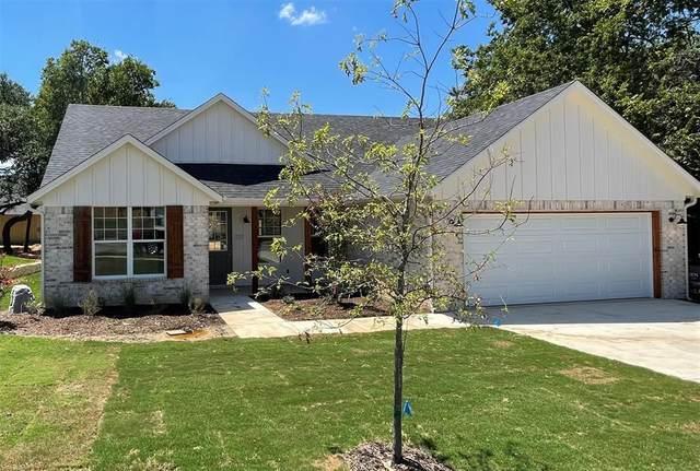 222 Prairie Wind Boulevard, Stephenville, TX 76401 (MLS #14649221) :: Craig Properties Group